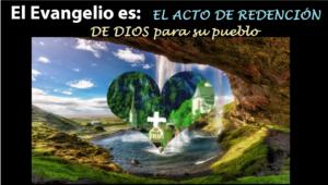 Jesucristo es el Evangelio