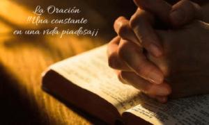 La oración, una fuente de fortaleza