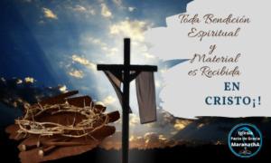 Bendito sea el Dios Padre que nos eligió para salvación