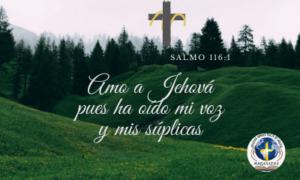 Amo al Señor porque ha oído mis súolicas