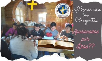 Pasión por Dios y por su casa